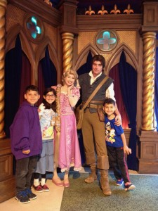 Tangled Cast